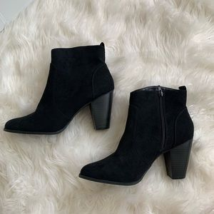 Express Ankle Booties